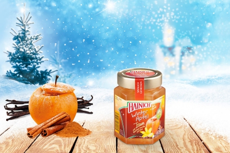 Hainich Winter apple fruit spread