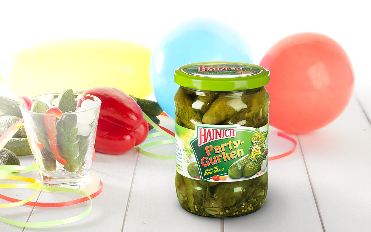 Party gherkins