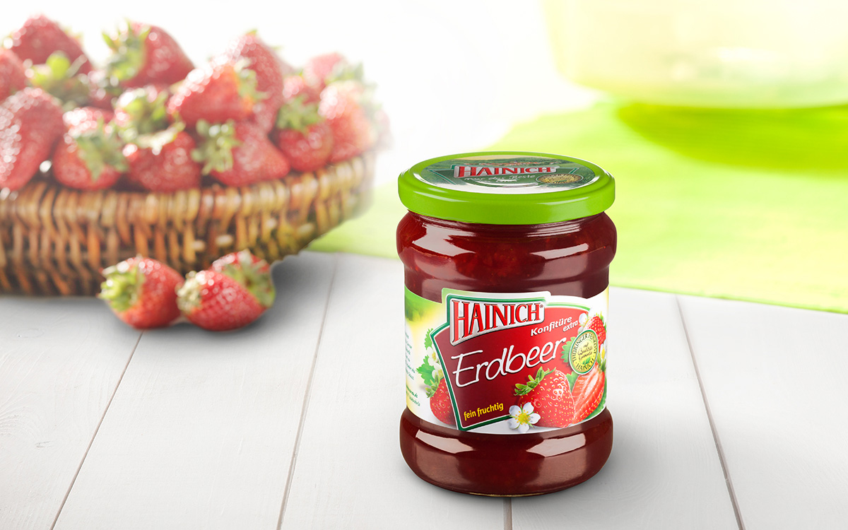 Strawberry preserve special