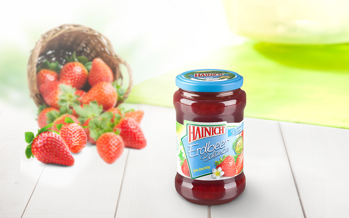Strawberry preserve - Balance